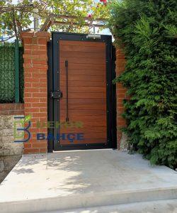 iroko ahşap bahçe kapısı (1)