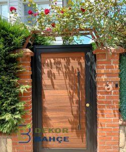 iroko ahşap bahçe kapısı (2)